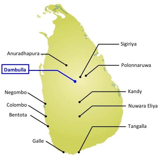 DambullaMap