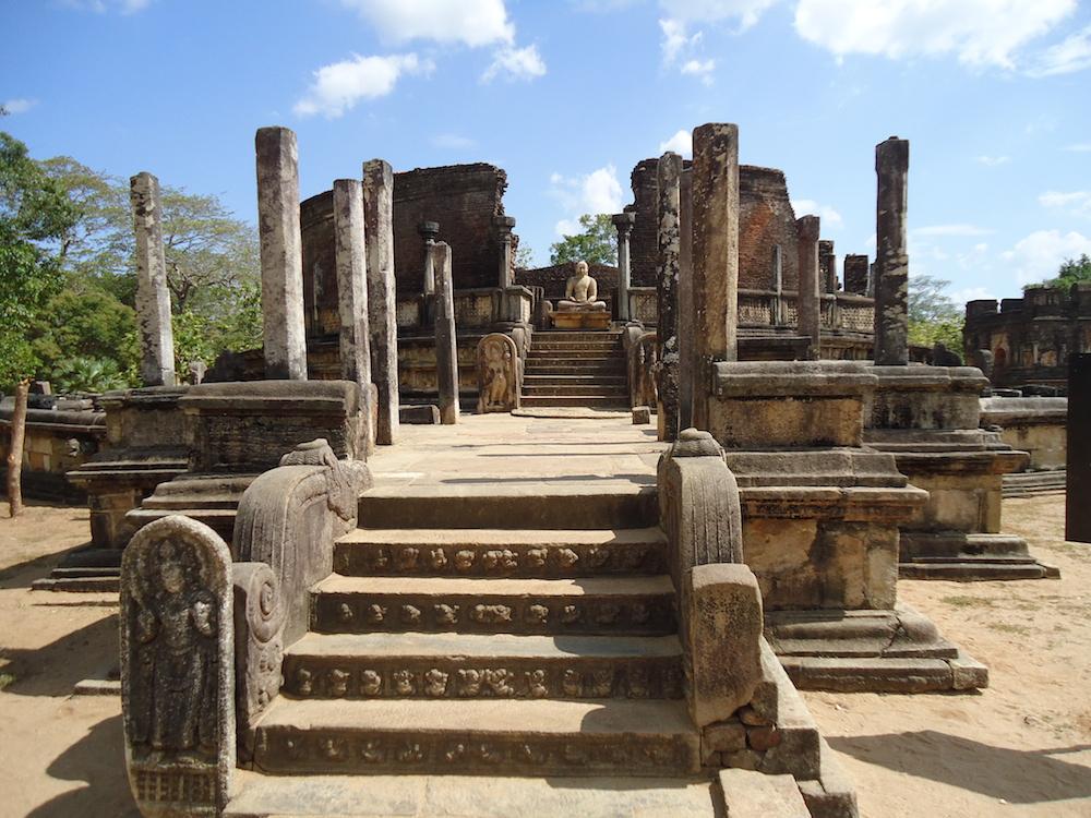 11 - Polonnaruwa Vatadage (The Stupa House)