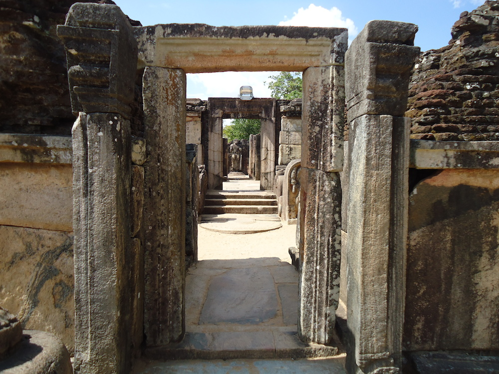 12 - Hetadage at Polonnaruwa