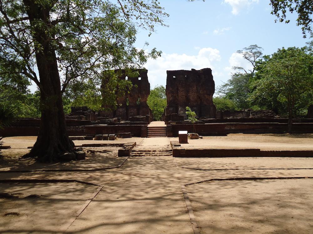 14 - Palace of King Parakramabahu the Great