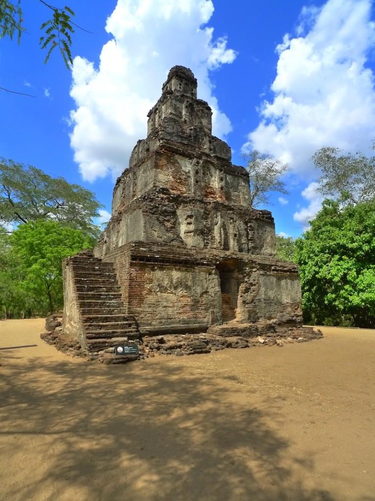 28 - Sathmahal Prasada (Seven Storied Palace)